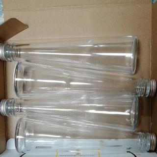 ハーバリウム瓶、テーパー200ml 4本セット(その他)
