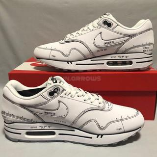 "ナイキ(NIKE)のNIKE AIR MAX 1 ""TINKER SCHEMATIC""(スニーカー)"
