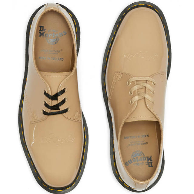UNDERCOVER(アンダーカバー)の【新品】Dr.Martens×UNDERCOVER コラボ 2019 28cm メンズの靴/シューズ(ドレス/ビジネス)の商品写真