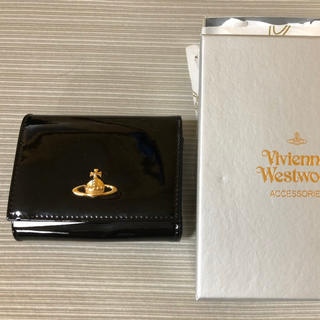 ヴィヴィアンウエストウッド(Vivienne Westwood)の新品未使用 ヴィヴィアンウエストウッド 三つ折り財布(財布)