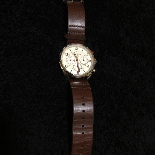 TOMMY HILFIGER(トミーヒルフィガー)のトミーヒルフィガー時計 メンズの時計(腕時計(アナログ))の商品写真