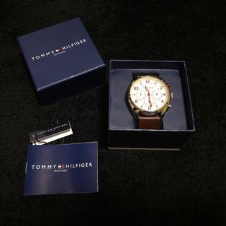 トミーヒルフィガー(TOMMY HILFIGER)のトミーヒルフィガー時計(腕時計(アナログ))