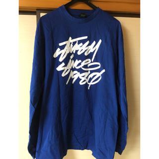 ステューシー(STUSSY)のステューシー  長袖Tシャツ(Tシャツ/カットソー(七分/長袖))