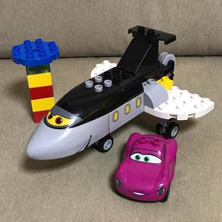 Lego - レゴデュプロ カーズ 6135 シドレーだいかつやく ※メーター欠品