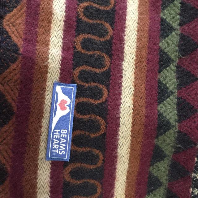 BEAMS(ビームス)のBEAMS HEART ストールマフラー レディースのファッション小物(マフラー/ショール)の商品写真