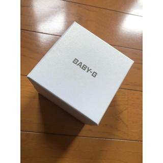 ベビージー(Baby-G)の【美品】BABY-G ベビージー ベイビージー 時計 ケース 空箱(腕時計)