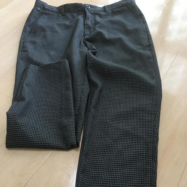ZARA(ザラ)のZARA MAN チェック柄パンツ メンズのパンツ(チノパン)の商品写真