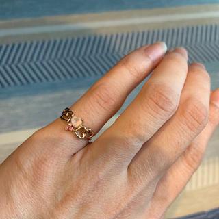 サマンサティアラ(Samantha Tiara)の大幅値下げ!サマンサティアラ K18ピンキーリング#3(リング(指輪))