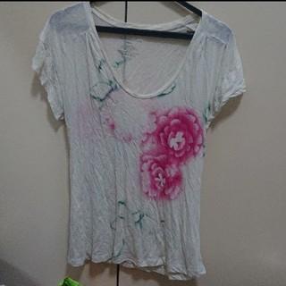 ドリスヴァンノッテン(DRIES VAN NOTEN)のドリスヴァンノッテンTシャツ(Tシャツ(半袖/袖なし))