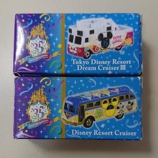 Disney - ディズニートミカ 35周年 2台セット
