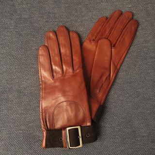 クロエ(Chloe)のChloe レザー手袋(手袋)