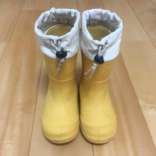ムジルシリョウヒン(MUJI (無印良品))のお値下げ♡無印良品♡トドラー♡レインシューズ(長靴/レインシューズ)
