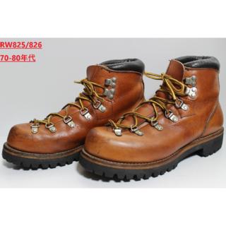 レッドウィング(REDWING)の【レア】レッドウィング 825 犬タグ 70年-80年 US7.5 25.5cm(ブーツ)