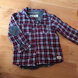 エイチアンドエム(H&M)のチェックシャツ(ブラウス)