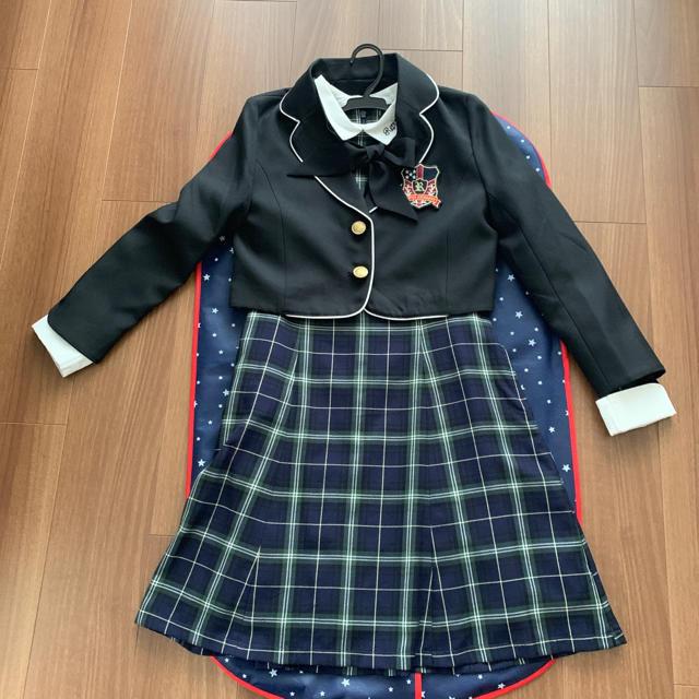 repipi armario(レピピアルマリオ)の卒服 レピピ 5点セット 2019年モデル キッズ/ベビー/マタニティのキッズ服 女の子用(90cm~)(ドレス/フォーマル)の商品写真