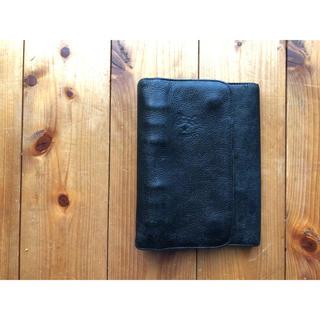 イルビゾンテ(IL BISONTE)のイルビゾンテ バイブルサイズ 手帳(手帳)