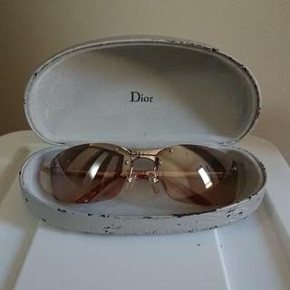 クリスチャンディオール(Christian Dior)のクリスチャンディオールのサングラス(サングラス/メガネ)