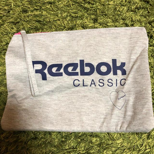 Reebok(リーボック)のReebokポーチ レディースのファッション小物(ポーチ)の商品写真