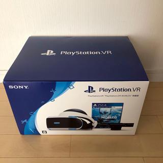PlayStation VR - 新品 PlayStation VR WORLDS 同梱版 CUHJ-16006