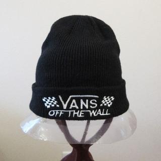 ヴァンズ(VANS)のバンズVANS ニット帽 激レア(ニット帽/ビーニー)