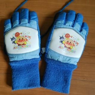 アンパンマン(アンパンマン)のアンパンマン 手袋 紐付き(手袋)
