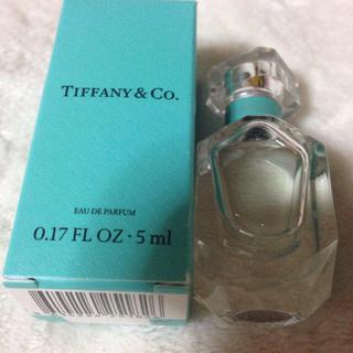 Tiffany & Co. - ティファニー 香水 ミニチュアサイズ