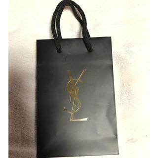 イヴサンローランボーテ(Yves Saint Laurent Beaute)のYSL ショップバッグ(ショップ袋)