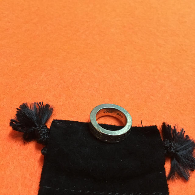 本物‼︎美品‼︎クロムハーツ フォーエバー リング 財布 ウォレット  メンズのアクセサリー(リング(指輪))の商品写真