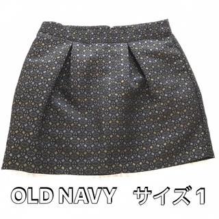 オールドネイビー(Old Navy)のオールドネイビー スカート 美品 OLDNAVY 膝上 (ミニスカート)