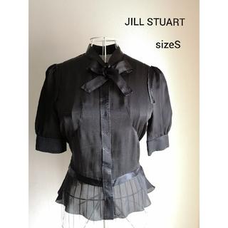 JILLSTUART - 美品 JILL STUART お上品シルクブラウス