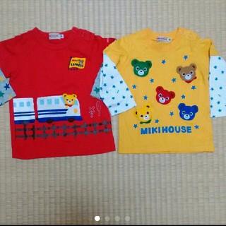 ミキハウス(mikihouse)のミキハウス プッチー 長袖 ロンT(Tシャツ)
