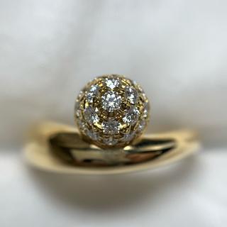 星の砂 ダイヤモンド リング 指輪(リング(指輪))