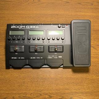 ズーム(Zoom)の【Riku様専用】zoom G3Xn マルチエフェクター 美品(エフェクター)