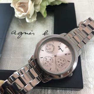 アニエスベー(agnes b.)のアニエスベー❤︎腕時計 【電池交換済み】(腕時計)