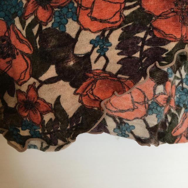 23区(ニジュウサンク)の花柄チュニック レディースのトップス(チュニック)の商品写真