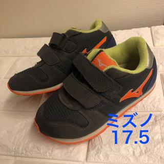 ミズノ(MIZUNO)の【美品】ミズノ  靴 17.5cm(スニーカー)