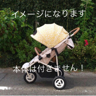 AIRBUGGY - 【レア 完売品】エアバギー  着せ替えキャノピー&シート