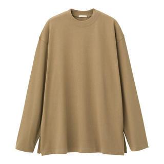 ジーユー(GU)のロングスリーブTシャツ(Tシャツ(長袖/七分))