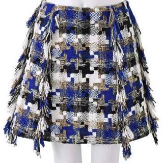Chesty - 美品♡Chesty ツィードスカート