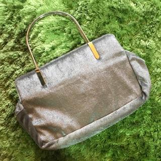 ロキエ(Lochie)の🔻vintage velours mini bag(ハンドバッグ)