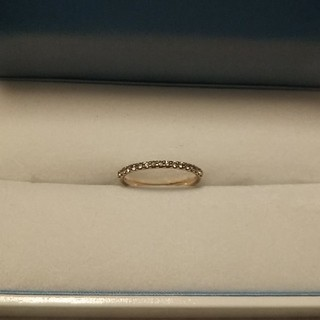 セール!  ダイヤモンドリング   K10    エステール(リング(指輪))