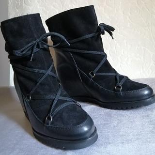 ファビオルスコーニ(FABIO RUSCONI)のイタリア製ブーツ(ブーツ)