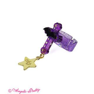 アンジェリックプリティー(Angelic Pretty)のAngelic Pretty Dream Bat Crossリング(リング(指輪))