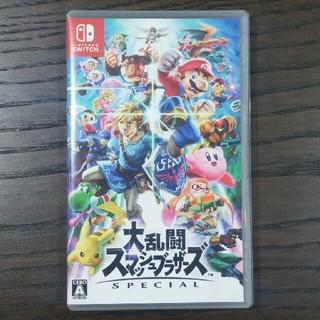 任天堂 - 大乱闘スマッシュブラザーズ SPECIAL スイッチ ソフト