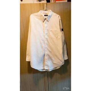 クリスチャンディオール(Christian Dior)のChristian Dior ドレスシャツ シャツ 白シャツ ワイシャツ(シャツ)