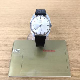 IWC - IWC  ヴィンテージ 腕時計 ボーイズ 手巻き ☆ロレックス オメガ