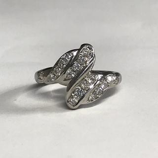 ジュエリーマキ - プラチナ ダイヤリング
