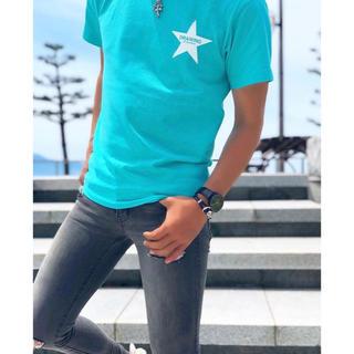 ロンハーマン(Ron Herman)のDrawing STAR Tシャツ スター キムタク着 ロンハーマン M(Tシャツ/カットソー(半袖/袖なし))
