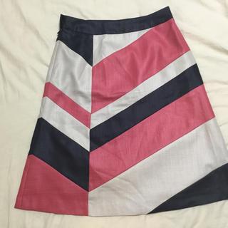 スコットクラブ(SCOT CLUB)のカラフルスカート(ひざ丈スカート)