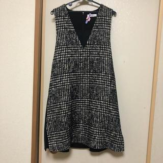 アドーア(ADORE)のアドーア  ジャンパースカート 36(ひざ丈スカート)